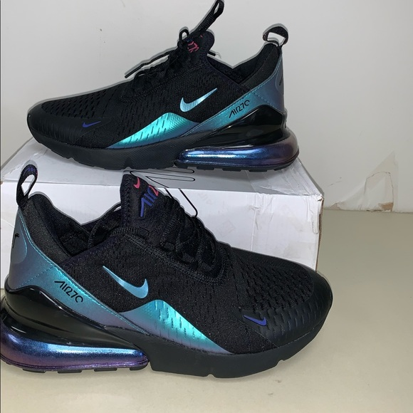 Nike Other - 🔥🔥🔥Nike airmax 270 men sz 8.5 blacklight green